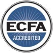 We are ECFA Accredited